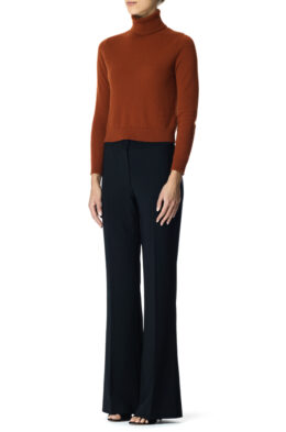 Frida cashmere side