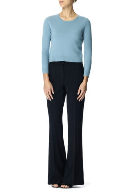 Philippa cashmere robin´s egg blue side