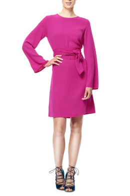 Emmie bright pink front