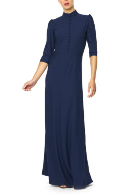 Florence gown navy